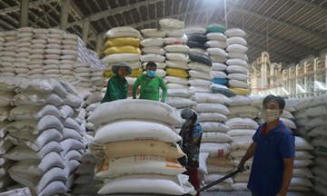 Vì sao giá gạo Việt Nam mất 20 USD/tấn trong tháng 4?