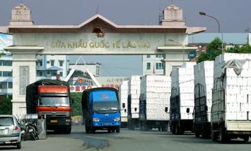 Đề nghị Trung Quốc miễn kiểm tra virus SARS-CoV-2 với hàng nông sản Việt Nam