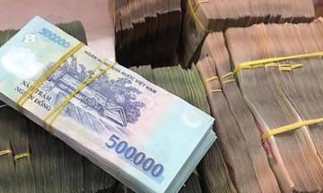 Các ngân hàng tăng vay mượn tiền đồng lẫn nhau dù lãi suất cao
