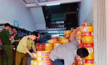 Điều tra vi phạm hình sự vụ kinh doanh dây điện giả nhãn hiệu Trần Phú