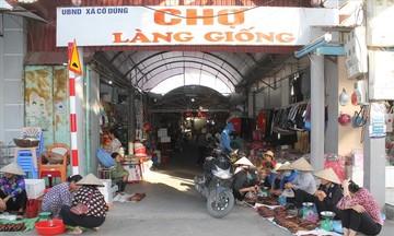 HTX Cổ Dũng: Vượt khó để phát triển chợ truyền thống trong thời kỳ dịch bệnh