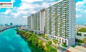Diamond Lotus Riverside tái hiện 'sân đình' thời hiện đại ngay giữa lòng Sài Gòn