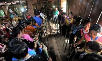 Độc đáo lễ hội Pang Phoóng của dân tộc Kháng