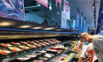 """Thịt heo sạch MEATDeli và GÀ TƯƠI 3F """"cháy hàng"""" trên toàn hệ thống VinMart/VinMart+ tại TP. Hồ Chí Minh"""