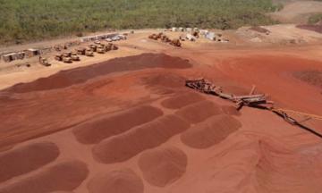 Một doanh nghiệp Việt mua mỏ quặng sắt trữ lượng 320 triệu tấn ở Úc