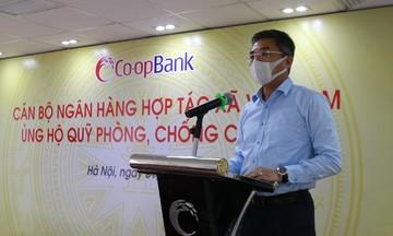 Ngân hàng Hợp tác xã Việt Nam phát động ủng hộ quỹ phòng, chống Covid-19