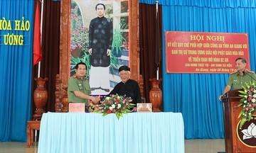 Tín đồ Phật giáo Hòa Hảo ở An Giang chung tay thực hiện mô hình '2 AN'