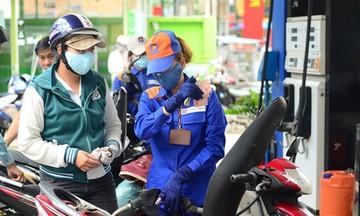 Giá xăng dầu đồng loạt tăng từ 587 - 675 đồng/lít