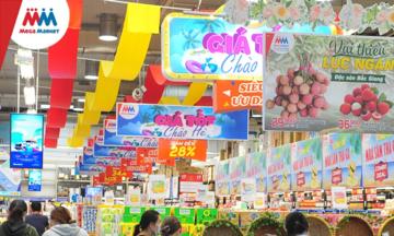 MM Mega Market đồng hành cùng Bắc Giang tiêu thụ 700 tấn nông sản