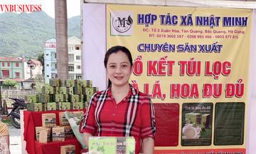 HTX tại Hà Giang phát triển chuỗi hàng hóa chủ lực (Bài 1): Mạnh dạn đi đầu