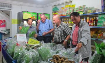 Để Việt Nam thành nhà cung ứng lương thực minh bạch toàn cầu
