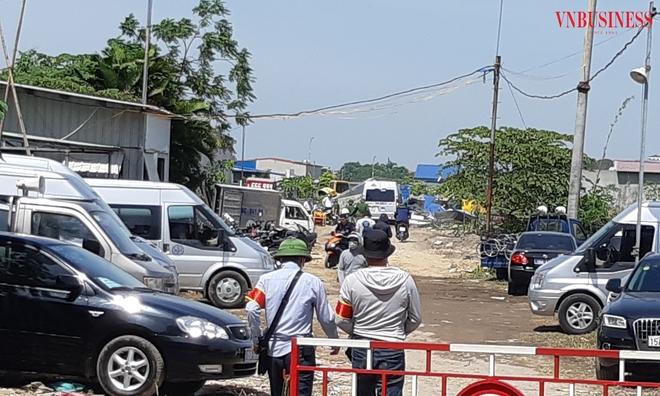 Hải Phòng: Cưỡng chế các công trình vi phạm trên khu đất quốc phòng 9,2ha