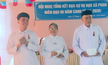 Bình yên các họ đạo Cao Đài ở Tây Ninh