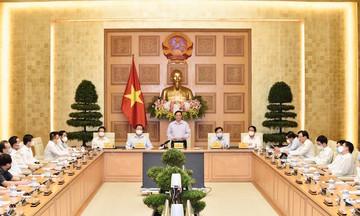 Thủ tướng: Chính phủ đánh giá cao, lắng nghe và chia sẻ khó khăn với báo chí