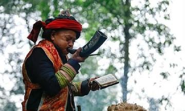Lễ cúng rừng: 'Sợi dây' tâm linh của người Dao đỏ