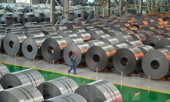 Rà soát cuối kỳ chống bán phá giá với thép mạ Trung Quốc