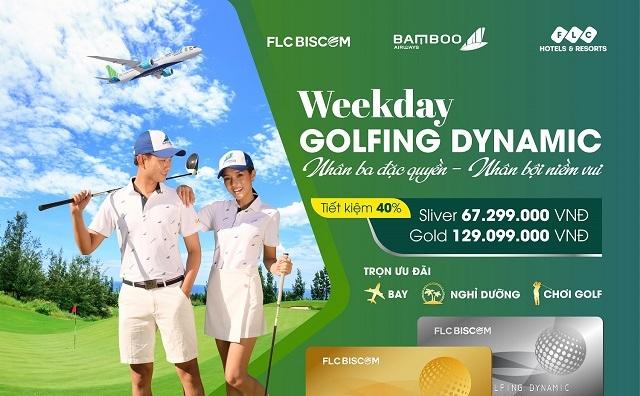 Thẻ hội viên sân golf: Xu hướng mới tối ưu quyền lợi cho golfer Việt