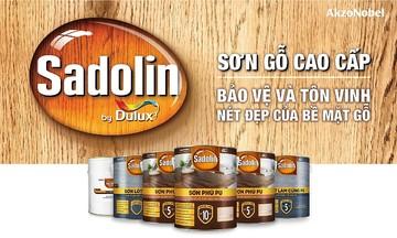 AkzoNobel ra mắt dòng sơn gỗ cao cấp Sadolin tại Việt Nam