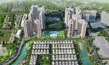 Dự án đô thị nghỉ dưỡng biển hồ duy nhất giữa thủ đô 'hút' khách ngay khi ra mắt