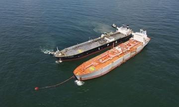 PVGAS Trading tiếp nhận chuyến tàu LPG lạnh đầu tiên tại khu vực miền Bắc
