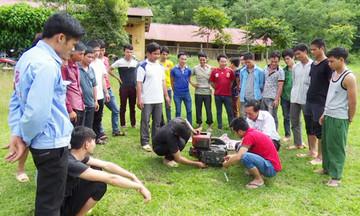 Tuyên Quang chú trọng dạy nghề, tạo việc làm ở vùng sâu, vùng xa
