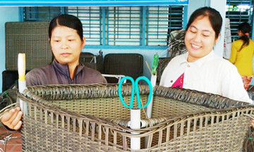 Vĩnh Trạch: Dạy nghề - trao 'cần câu' cho lao động nông thôn