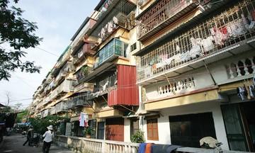 Hà Nội tổng kiểm tra, rà soát đánh giá chất lượng chung cư cũ
