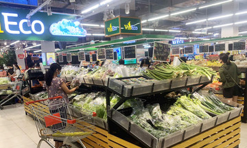 Hà Nội: đảm bảo nguồn cung nông sản, thực phẩm