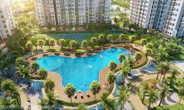 Mua nhà The Miami – hưởng trọn công viên nội khu phong cách Mỹ lớn nhất Vinhomes Smart City