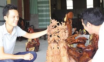 Hiện đại hóa nghề mộc truyền thống ở HTX Hòa Thuận
