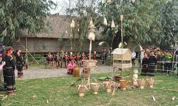 Nền tảng để bảo tồn văn hóa người M'nông