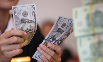 Giá vàng tăng không quá 50.000 đồng/lượng, giá USD giảm nhẹ