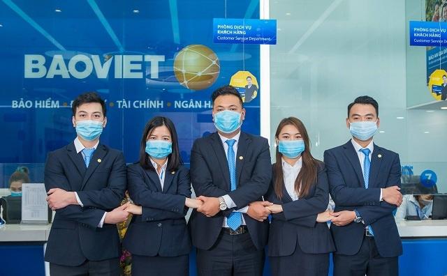 Bảo Việt: Doanh thu vượt 1 tỷ USD, lợi nhuận tăng 1,5 lần trong nửa đầu năm 2021