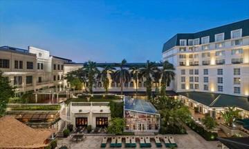 Công suất thị trường khách sạn Hà Nội vẫn tăng 6 điểm %