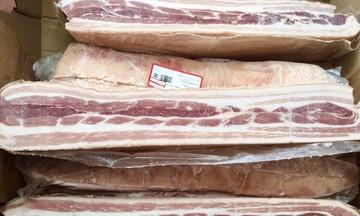 Thịt lợn trong nước 'lép vế' trước thịt ngoại giá rẻ