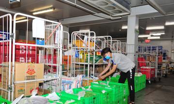 Hà Nội: Đơn hàng online của siêu thị tăng 2-5 lần