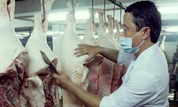 Tránh đứt gãy chuỗi chế biến thịt giữa 'bão dịch'