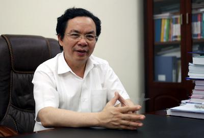 GS. Hoàng Văn Cường