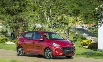 Hyundai Thành Công ra mắt mẫu xe Grand i10 thế hệ hoàn toàn mới