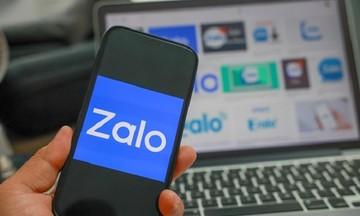 Thực hư việc 99% người dùng Zalo có thể bị chiếm đoạt tài khoản