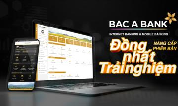 BAC A BANK chính thức ra mắt Internet Banking & Mobile Banking phiên bản mới