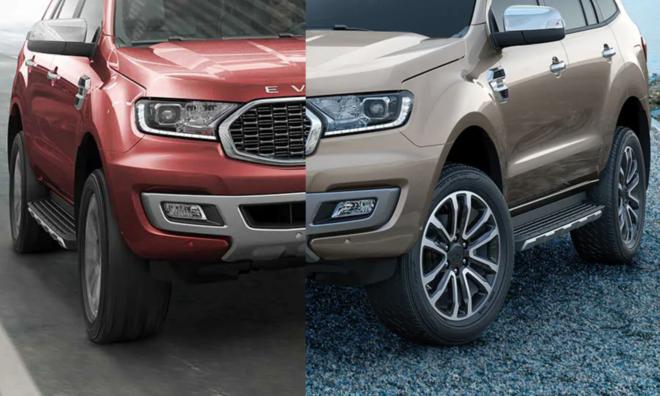 """<p class=""""Normal""""> <strong>10. Đa dạng sự Lựa chọn: </strong>Với các lựa chọn màu sắc từ Đen tuyền tới Trắng tuyết, hay sắc Đỏ Sunset, diện mạo thu hút của Ford Everest có thể làm hài lòng mọi khách hàng với nhiều sở thích khác nhau. Đặc biệt hơn, khách hàng còn có thể lựa chọn các phiên bản Ford Everest với các gam màu ánh kim (metalic) như Xám Meteor, Ghi vàng, Bạc, hay Xanh Thiên thanh. Tất cả đều được tôn lên với bộ mâm xe hợp kim kích thước 20"""".</p>"""