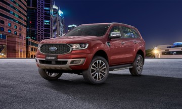10 điều không nên bỏ lỡ với Ford Everest
