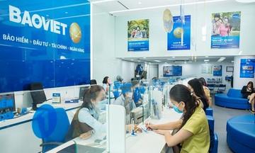 6 tháng, lợi nhuận sau thuế của Bảo Việt tăng 50% so với cùng kỳ năm trước