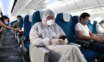 Đề xuất hành khách phải tiêm đủ 2 mũi vắc xin mới được đi máy bay
