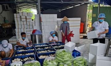 HTX tăng vai trò đầu mối tiêu thụ nông sản trong mùa dịch