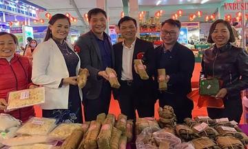 Chất 'sạch' tạo nên thương hiệu gạo nếp vải Ôn Lương