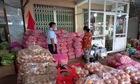 Phát hiện 4,2 tấn tỏi Trung Quốc vi phạm nhãn hàng tại Tiền Giang