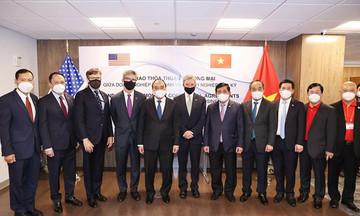 Nhiều cơ hội mở ra cho doanh nghiệp từ chuyến đi Mỹ của Chủ tịch nước Nguyễn Xuân Phúc