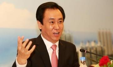Chân dung tỷ phú Xu Jiayin, ông chủ của Evergrande